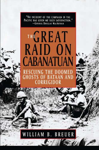 9780471037422: The Great Raid on Cabanatuan: Rescuing the Doomed Ghosts of Bataan and Corregidor