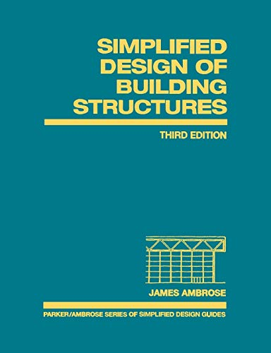 9780471037446: Simplified Design of Building Structures