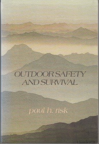 9780471038917: Outdoor Safety and Survival