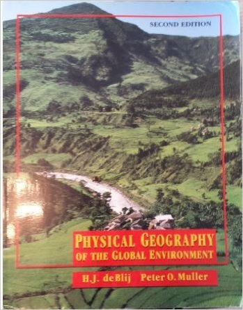 9780471039174: Physical Geography of the Global Environment