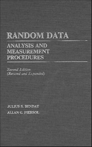9780471040002: Random Data: Analysis and Measurement Procedures - Revised and Expanded