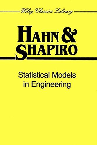 9780471040651: Statistical Models in Engineering