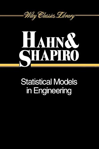 9780471040651: Statistical Models in Engineering