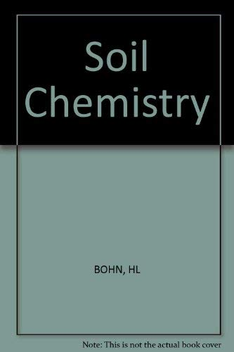 9780471040828: Soil Chemistry