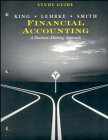9780471041085: Financial Accounting, Student Study Guide: A Decision-Making Approach
