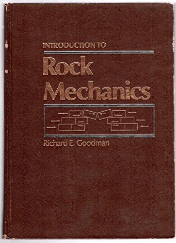 9780471041290: Introduction to Rock Mechanics
