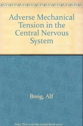 9780471041375: Adverse Mechanical Tension in the Central Nervous System