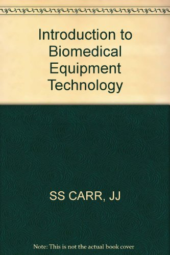 9780471041436: Introduction to Biomedical Equipment Technology