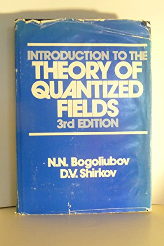 9780471042235: Introduction to the Theory of Quantized Fields
