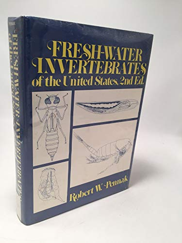 9780471042495: Freshwater Invertebrates of the United States