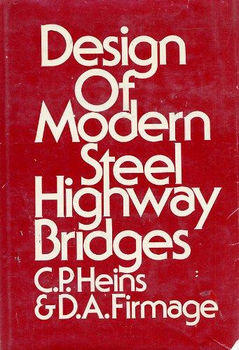 9780471042631: Design of Modern Steel Highway Bridges