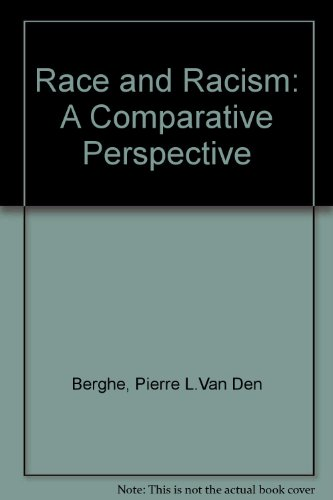 9780471042662: Race and Racism: A Comparative Perspective