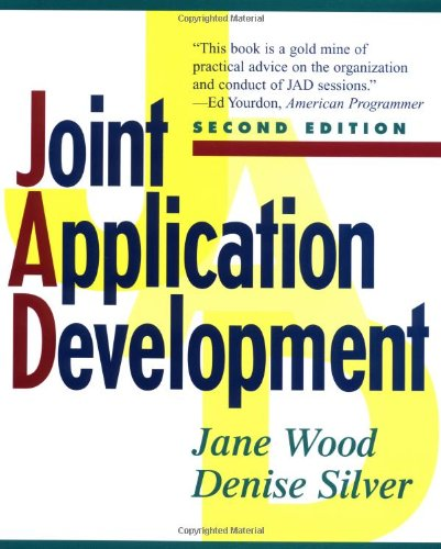 9780471042990: Joint Application Development