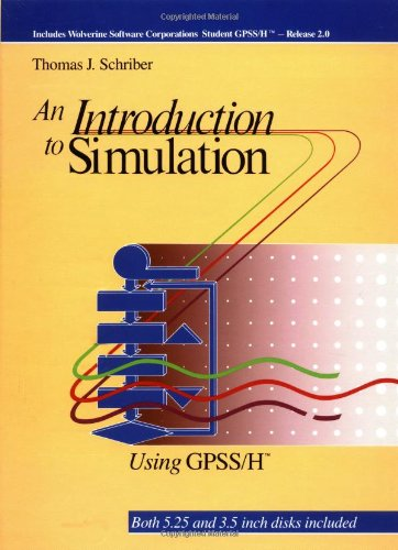 9780471043348: An Introduction to Simulation Using Gpss/H/Book and 2 Disks