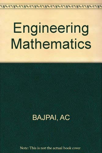 9780471043751: Engineering Mathematics