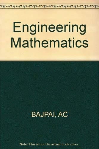 9780471043751: Engineering Mathematics