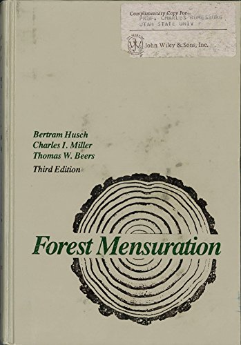 9780471044239: Forest Mensuration
