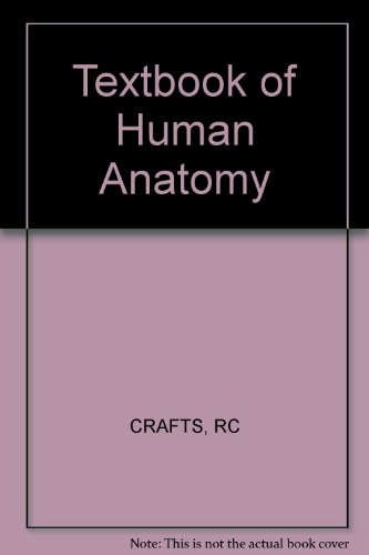9780471044543: Textbook of Human Anatomy (A Wiley medical publication)