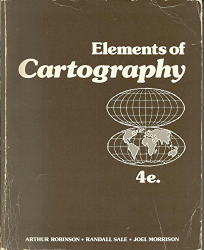 9780471044895: Elements of Cartography