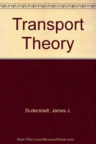 9780471044925: Transport Theory