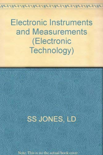 9780471045205: Electronic Instruments and Measurements (Electronic Technology)