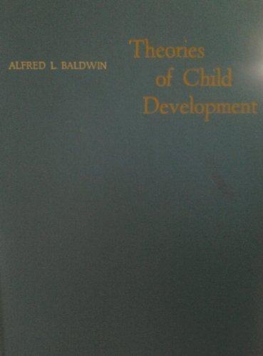 9780471045809: Theories of Child Development