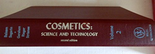 9780471046462: Cosmetics Science and Technology: 001