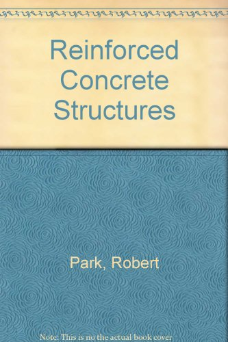 9780471046554: Reinforced Concrete Structures