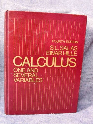 9780471046608: Calculus: One and several variables, with analytic geometry