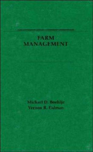 9780471046882: Farm Management
