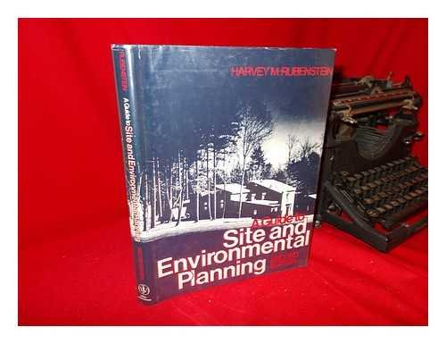 9780471047292: A Guide to Site and Environmental Planning