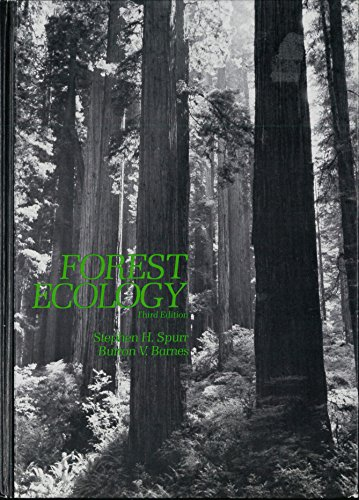 9780471047322: Forest Ecology Third Edition