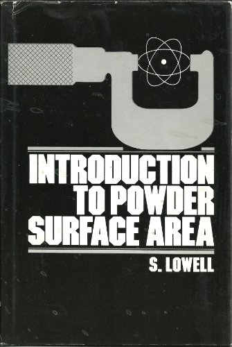 9780471047711: Introduction to Powder Surface Area