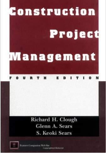 9780471048954: Construction Project Management
