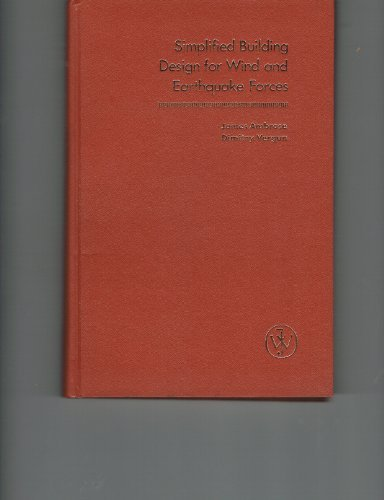 9780471050131: Simplified building design for wind and earthquake forces
