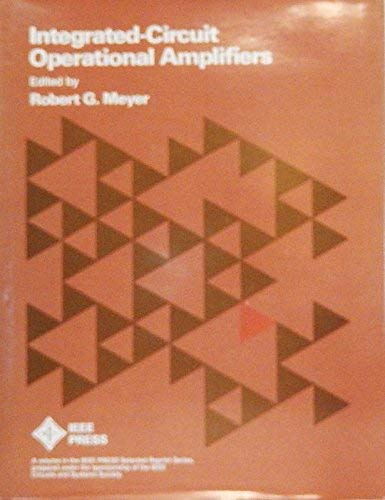 9780471050681: Meyer Integrated-Circuit Operational (IEEE Press Selected Reprint Series)