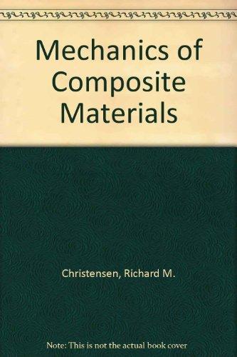 9780471051671: Mechanics of Composite Materials