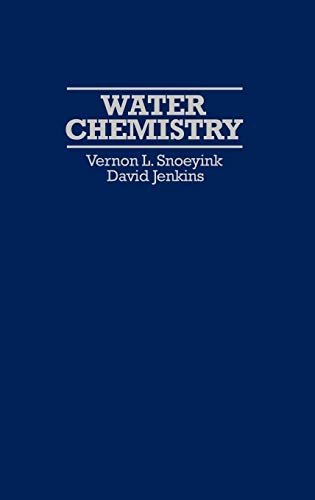 9780471051961: Water Chemistry