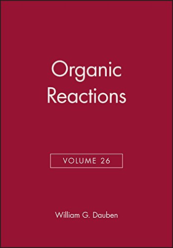 9780471052098: Organic Reactions, Volume 26 (Vol 26)