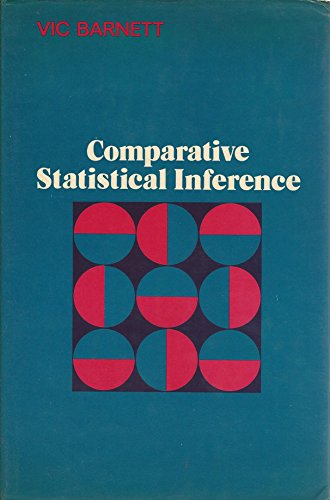 9780471054016: Comparative Statistical Inference (Probability & Mathematical Statistics S.)