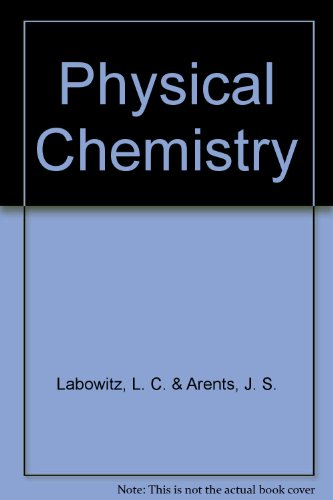 Physical Chemistry: Alberty, Robert A. ; Daniels, Farrington