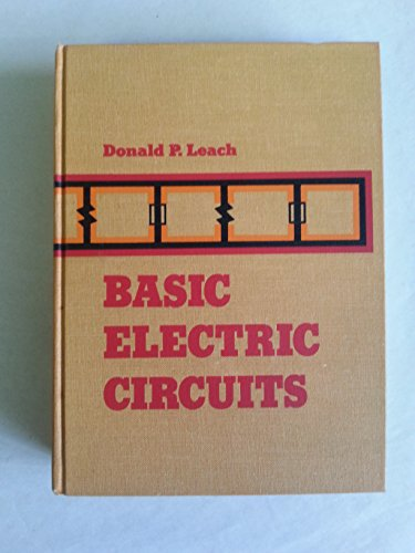 9780471054214: Basic Electric Circuits