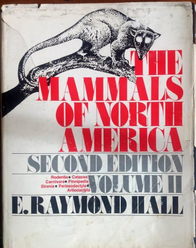 9780471054443: The Mammals of North America Volume 2