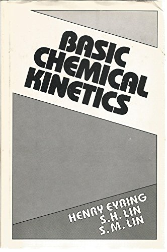 9780471054962: Basic Chemical Kinetics