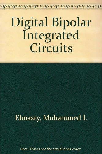 9780471055716: Digital Bipolar Integrated Circuits