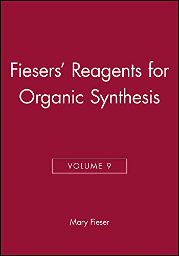 9780471056317: Fiesers' Reagents for Organic Synthesis, Volume 9