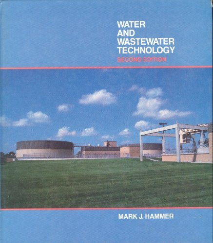 9780471056508: Water and Wastewater Technology