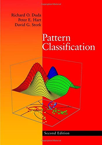 9780471056690: Pattern Classification (Pt.1)
