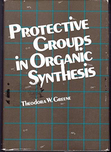 9780471057642: Protective Groups in Organic Synthesis