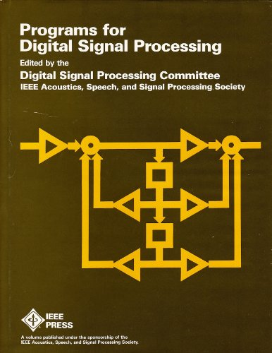 9780471059622: Programs for Digital Signal Processing